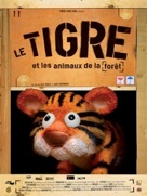 tigre animaux foret